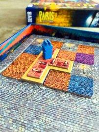 Jogo de tabuleiro PARIS