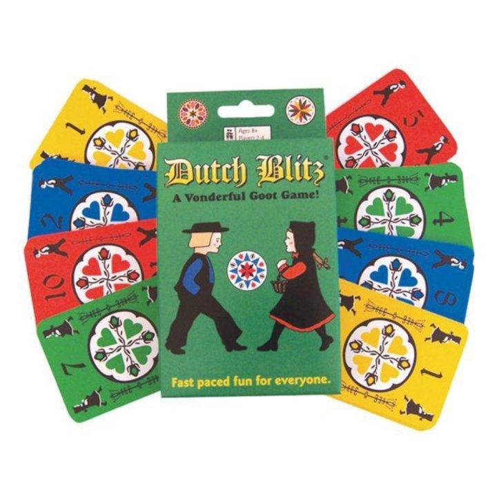 Jogo de cartas Dutch Blitz