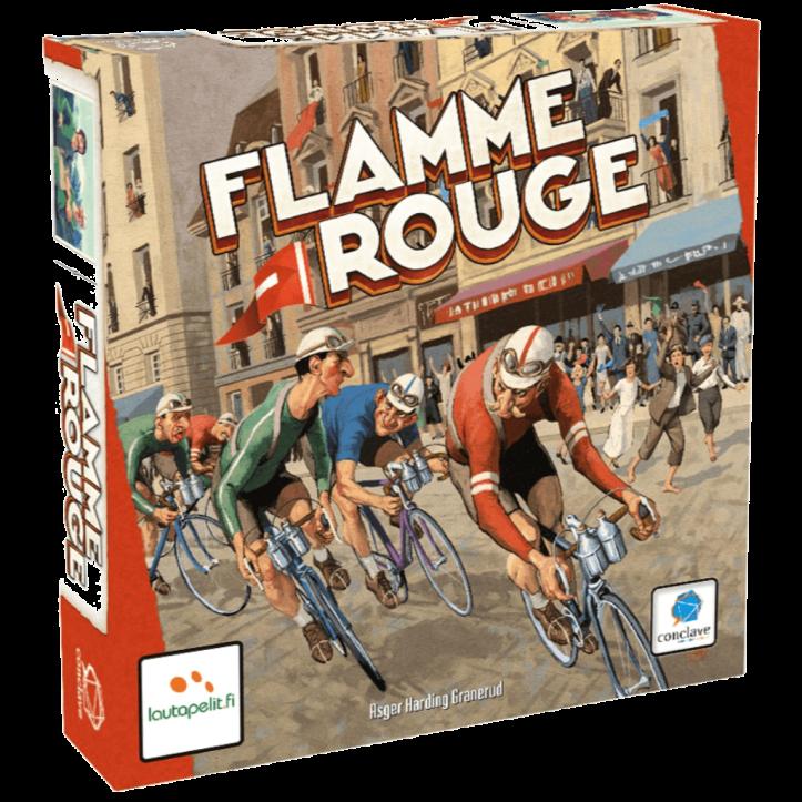 Jogo de tabuleiro Flamme Rouge