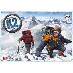 Jogo de tabuleiro K2