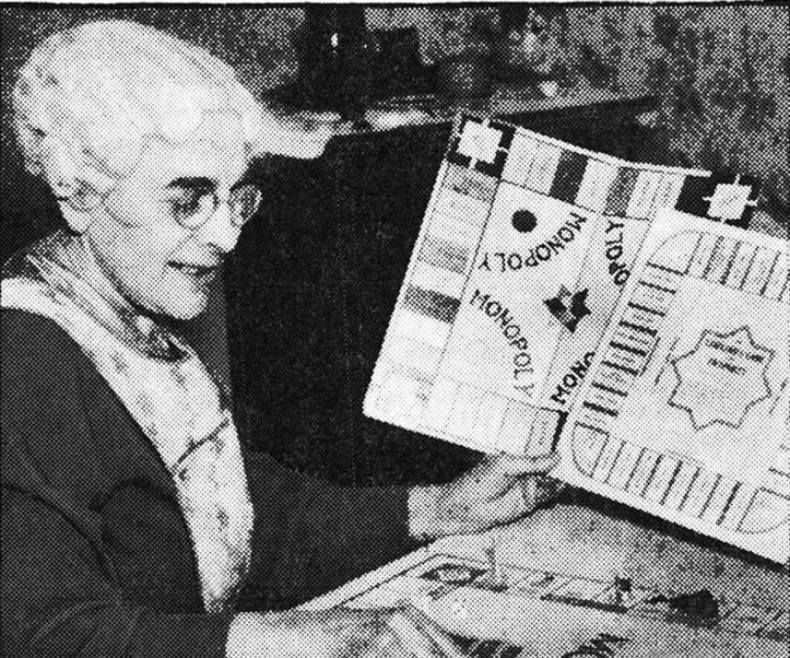 Elizabeth J. Magie Phillips