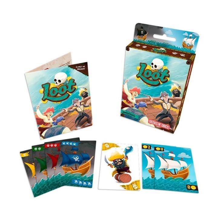 Jogo de cartas Loot