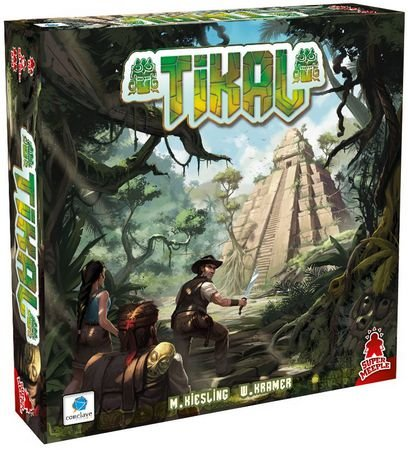 Jogo de tabuleiro Tikal