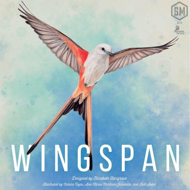 Jogo de tabuleiro Wingspan