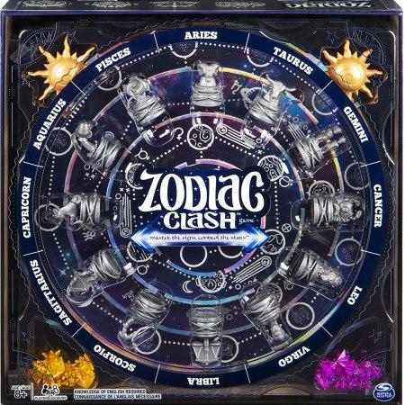 Jogo de tabuleiro Zodiac Clash