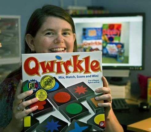Susan McKinley Ross - Qwirkle