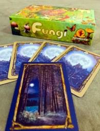 Jogo de tabuleiro Fungi
