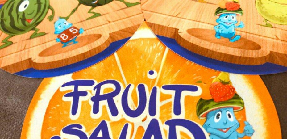 Jogo de tabuleiro Fruit Salad