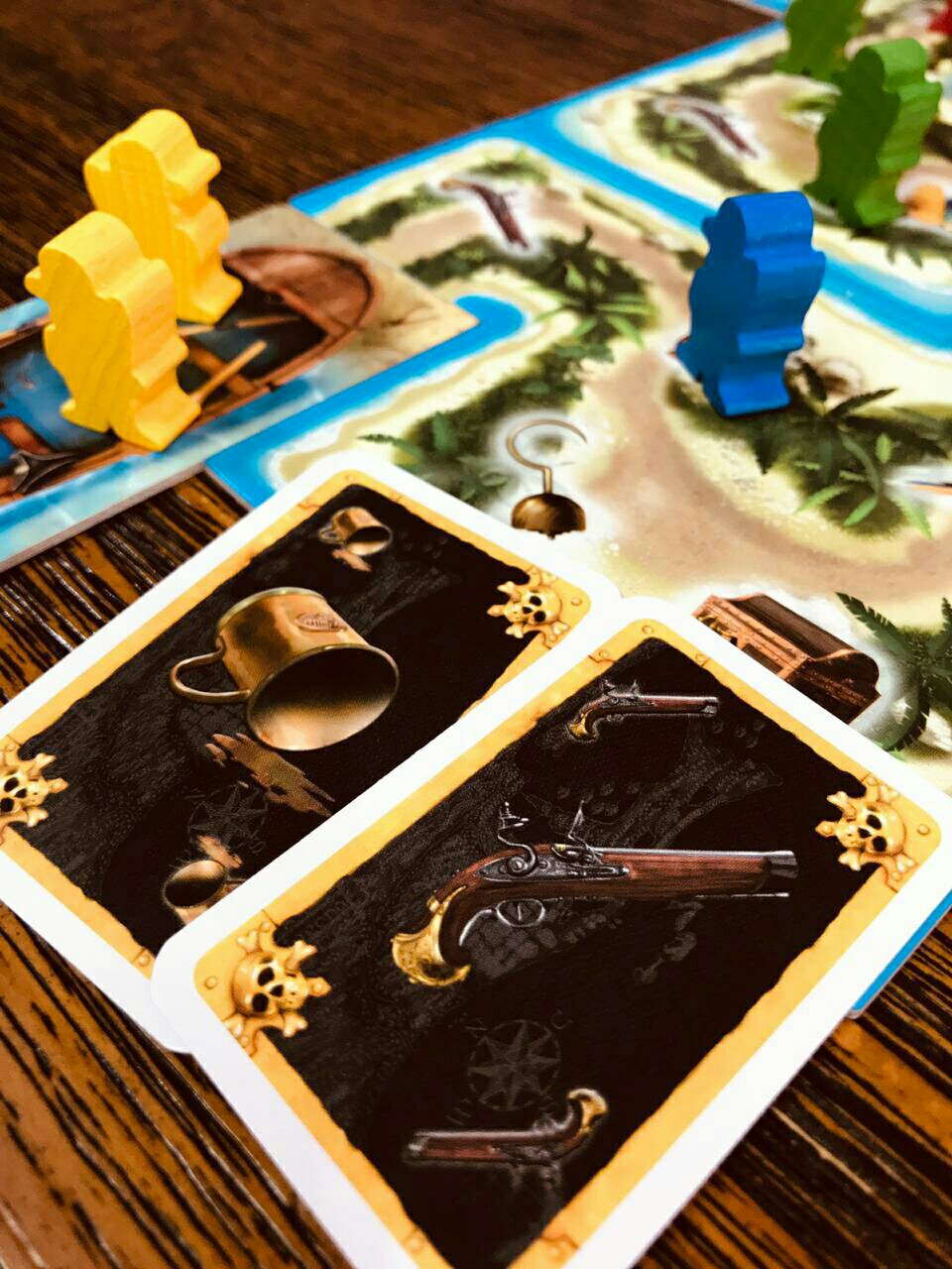 Jogo de tabuleiro Cartagena