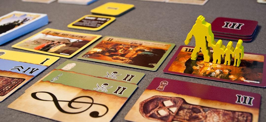 Jogo de cartas Os Goonies