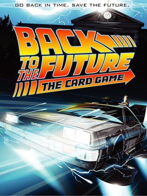 Jogo de tabuleiro De Volta para o Futuro