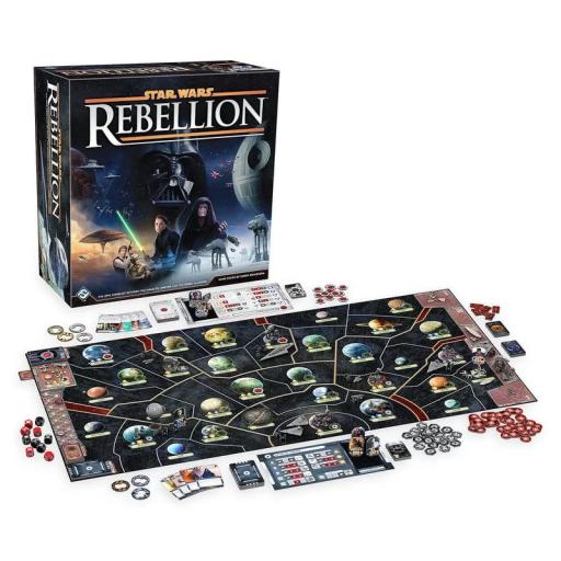 Jogo de tabuleiro Star Wars Rebellion