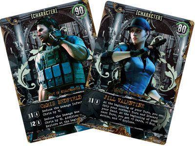 Resident Evil Jogo de tabuleiro