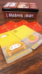 Jogo de cartas Sushi Go!