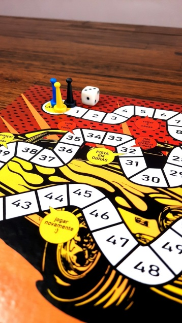 Jogo de tabuleiro Divergame