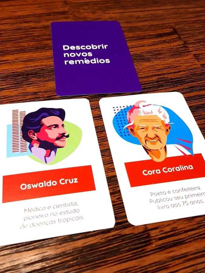 Jogo de cartas Duelo