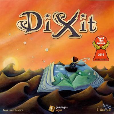 Jogo de tabuleiro DIXIT