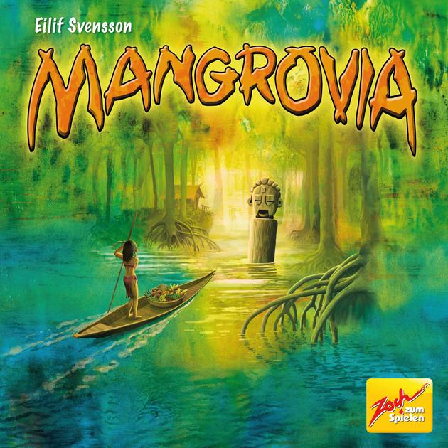 Jogo de tabuleiro Mangrovia