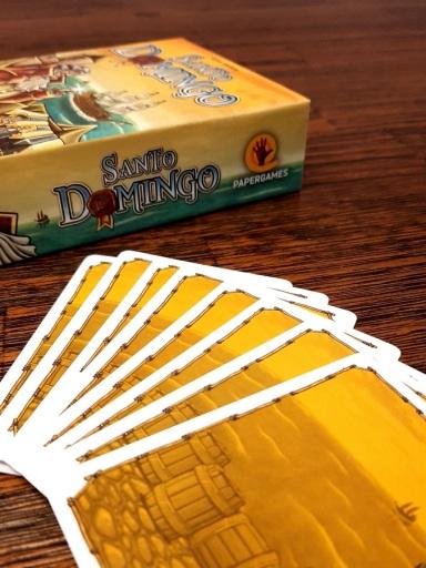 Jogo de tabuleiro Santo Domingo