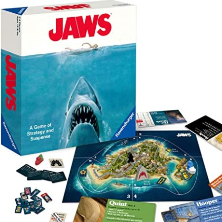 Jogo de tabuleiro Jaws