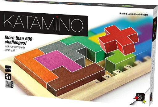 Katamino - Gigamic