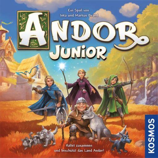 Lendas de Andor Junior