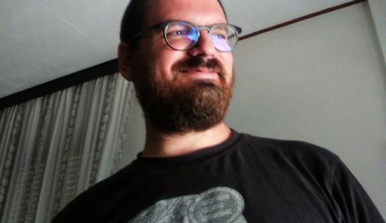 Designer Simone Luciani