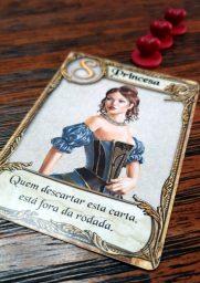 Jogo de cartas Love Letter