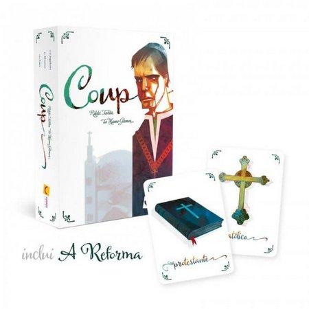 Jogo de cartas Coup