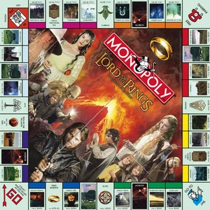 Lord of the Ring Monopoly