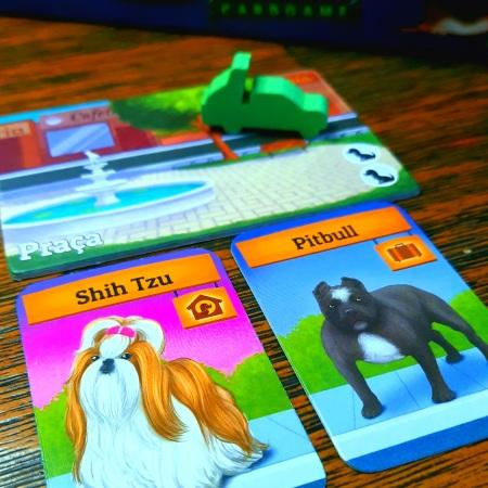 Jogo de cartas Dogs Cardgame