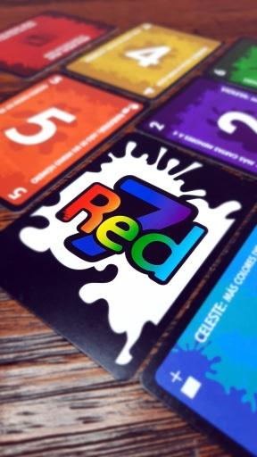 Jogo de cartas RED7