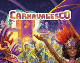 Jogo de tabuleiro Carnavalesco