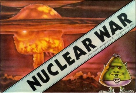 Jogo de tabuleiro Nuclear War
