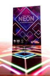 Jogo de tabuleiro Neon