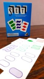 Jogo de cartas SET