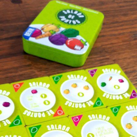 Jogo de tabuleiro Salada de Pontos