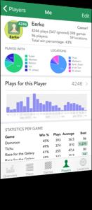BG Stats
