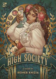 Jogo de cartas High Society