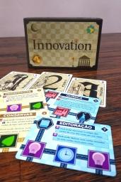 Jogo de cartas Innovation