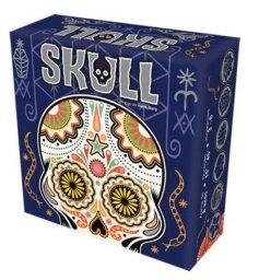 Jogo de cartas Skull