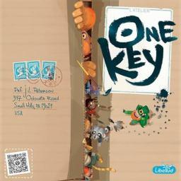 Jogo de tabuleiro One Key