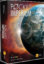 Jogo de tabuleiro Pocket Imperium