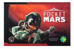 Jogo de tabuleiro Pocket Mars