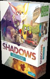 Jogo de tabuleiro Shadows Amsterdam